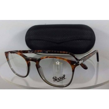 Persol 3007 V 1023 Brown Eyeglasses