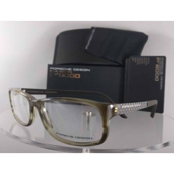 Porsche Design P 8243 D Brown Eyeglasses