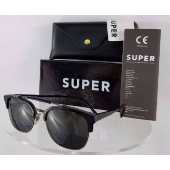 Retrosuperfuture 49er 462 3T Black Sunglasses