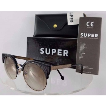 Retrosuperfuture F0N 2A Black Sunglasses