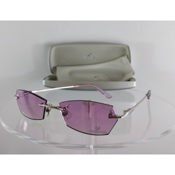 Swarovski AIR SW 5015 16A Silver Sunglasses