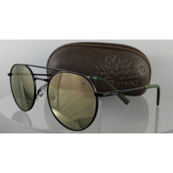 Timberland TB9123 02R Black Sunglasses