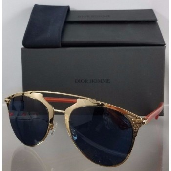 Christian Dior Reflected TUZKU Gold Sunglasses