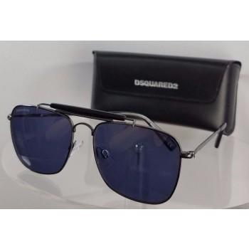 Dsquared 2 Paul DQ 165 01V Gunmetal Sunglasses