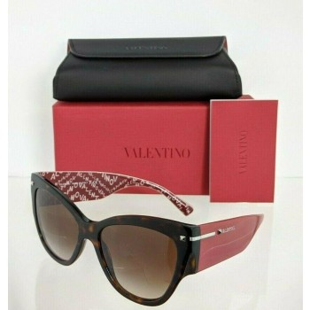 Valentino VA4028 5136/13 Tortoise & Red Sunglasses