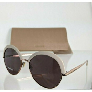 Maxmara MM ILDE II 25AK2 Violet & Rose Gold Sunglasses