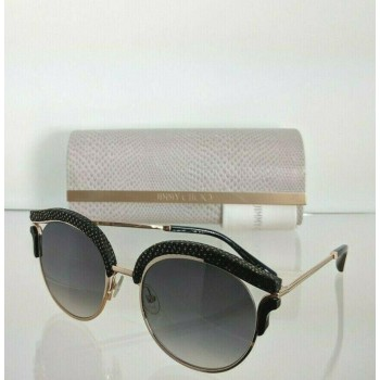 Jimmy Choo Lash/S PSW9C Black & Gold Sunglasses