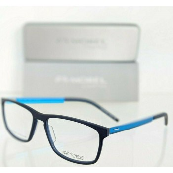 Lightec 8096L BB 030 Black & Gray Eyeglasses