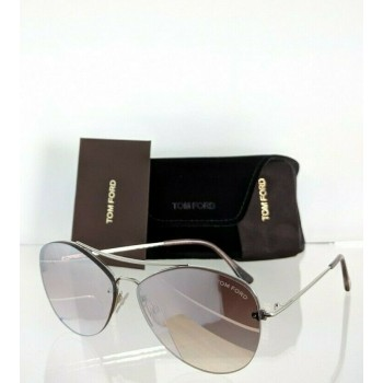 Tom Ford FT 566 18Z Gold Sunglasses