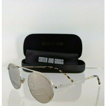 Cutler And Gross London 1269 06 Silver Sunglasses