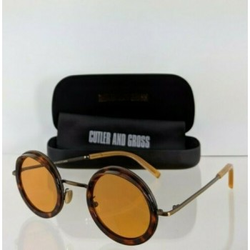 Cutler And Gross London 1277 05 Copper Sunglasses