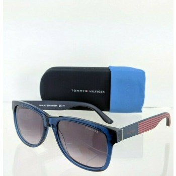 Tommy Hilfiger Th 1266/S 4NXEU Blue & Red Sunglasses
