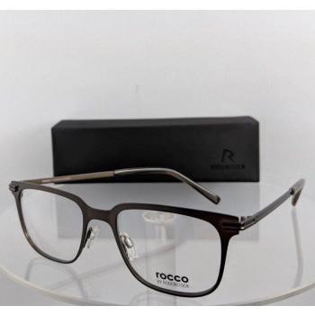 Rodenstock RR206 C Brown Copper Eyeglasses