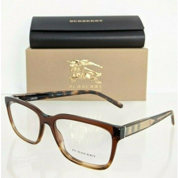 Burberry B 2230 3598 Brown Two Toned Eyeglasses