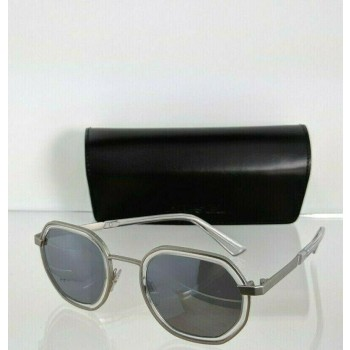 Diesel DL 0267 17C Silver & Clear Sunglasses