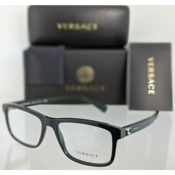 Versace VE 3253 GB1 Black Eyeglasses
