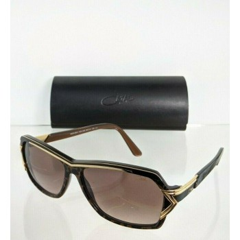 Cazal 8031 002 Gold & Tortoise Sunglasses