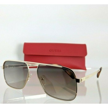 Guess GU6939 32P Gold Sunglasses