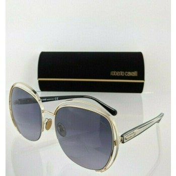 Roberto Cavalli RC1119-D 32B Gold & Black Sunglasses