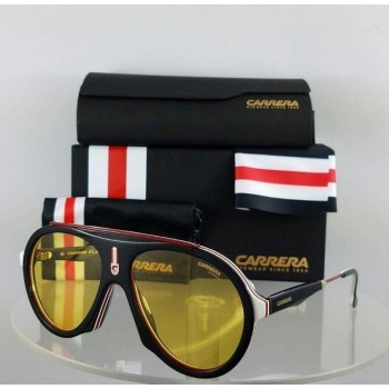 Carrera FLAG GUUHO Black/Red/White Sunglasses