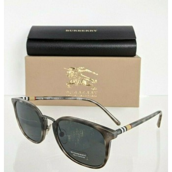 Burberry BE 4266 3533/5V Gray Charcoal Sunglasses