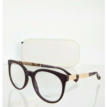 MaxMara MM-1286-YK9 Purple & Gold Eyeglasses