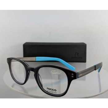 Rodenstock RR425 A Back Blue Grey Eyeglasses