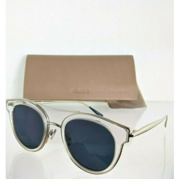 Maxmara MM ILDE IV 900KU Clear & Silver Sunglasses