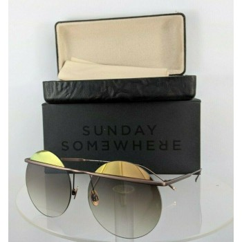Sunday Somewhere Minggu 142 Bro Brown Sunglasses