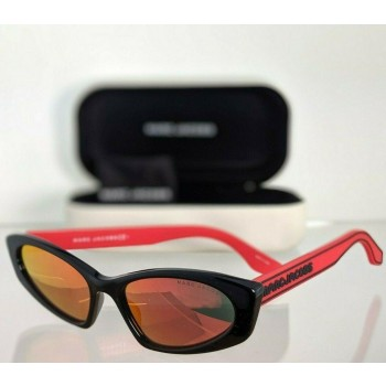 Marc Jacobs 356/S C9AUZ Red & Black Sunglasses