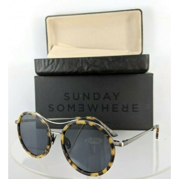 Sunday Somewhere Roso 146-Mar Tortoise Sunglasses