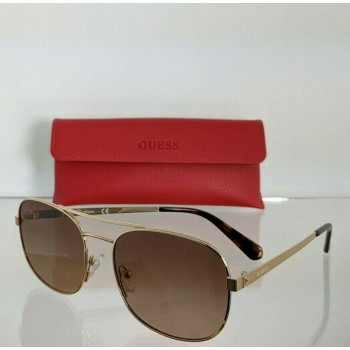 Guess GU5201 32H Gold Sunglasses
