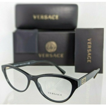Versace VE 3276 GB1 Black Eyeglasses