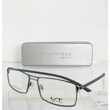 Lightec 7463L GG 010 Gray Eyeglasses