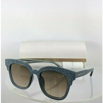 Jimmy Choo Mayela/S 18R Ve Blue Sunglasses