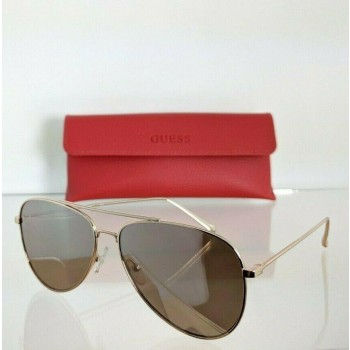 Guess GG 1142 28C Rose Gold Sunglasses