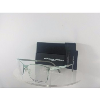 Porsche Design P 8262 B Matte Green Blue Eyeglasses