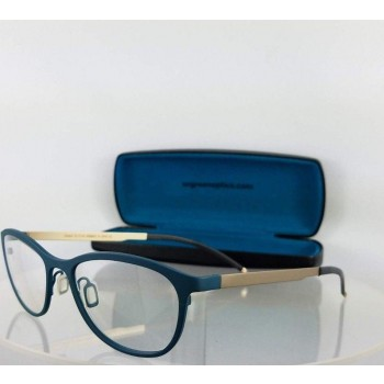 ORGREEN RITA 533 Blue Light Gold Eyeglasses