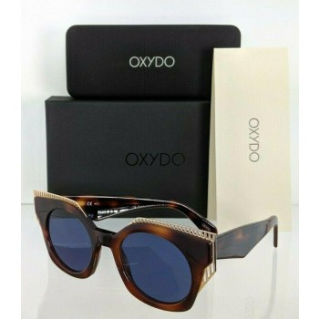 Oxydo O.NO 2.7 2IKKU Tortoise & Gold Sunglasses