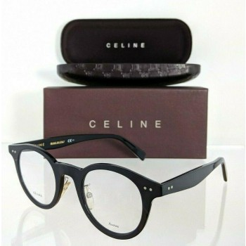 Celine CL 41463 807 Black Eyeglasses