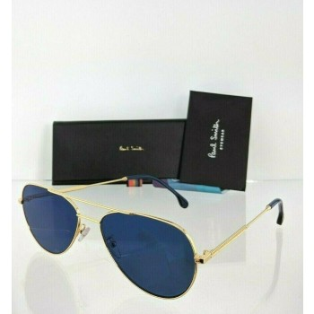 Paul Smith Angus PSSN006V 02 Gold Sunglasses