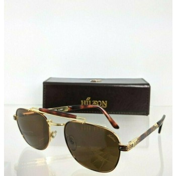 Hilton London 928 C 077/YG 24KT Gold Sunglasses