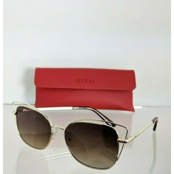 Guess GG 7528 32G Gold Sunglasses