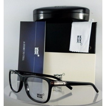 MONT Blanc MB 532 001 Black Eyeglasses