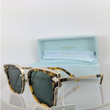 Karen Walker REBELLION Tortoise Gold Sunglasses