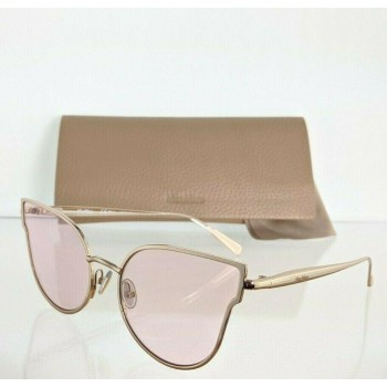 Maxmara MM ILDE III DDBUI Rose Gold Sunglasses