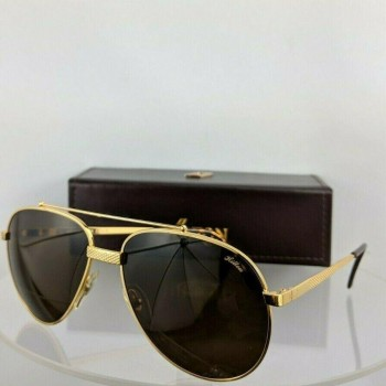 Hilton London CLUB 8 C3 24KT Gold Sunglasses