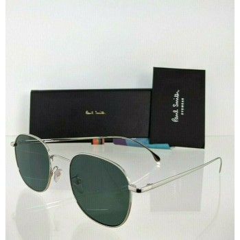 Paul Smith Arnold PSSN008V2 01 Silver Sunglasses