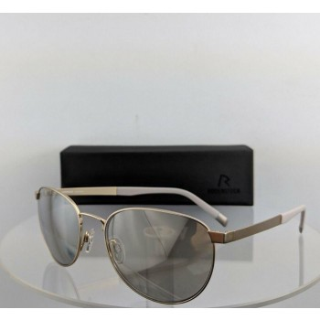 Rodenstock R7401 D Gold Sunglasses