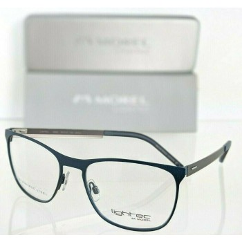 Lightec 8089L BG020 Navy & Gray Eyeglasses